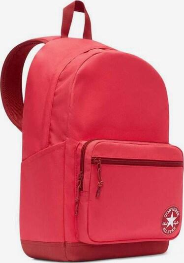 CONVERSE Rucksack in rot, Produktansicht