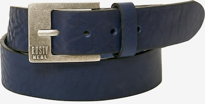Rusty Neal Gürtel '4503' in blau, Produktansicht