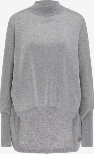 faina Pullover in silber, Produktansicht