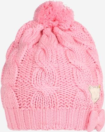 Steiff Collection Müts, värv roosa