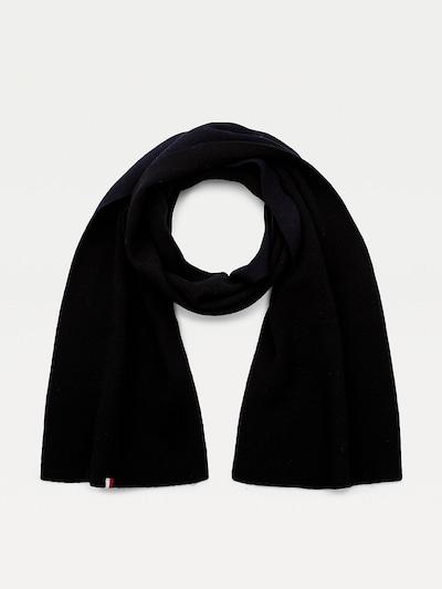 TOMMY HILFIGER Schal in schwarz, Produktansicht