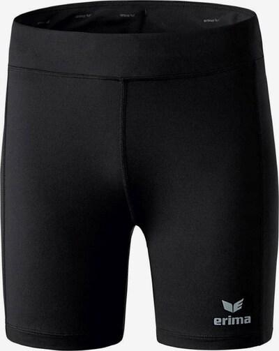 ERIMA Sporthose in schwarz: Frontalansicht
