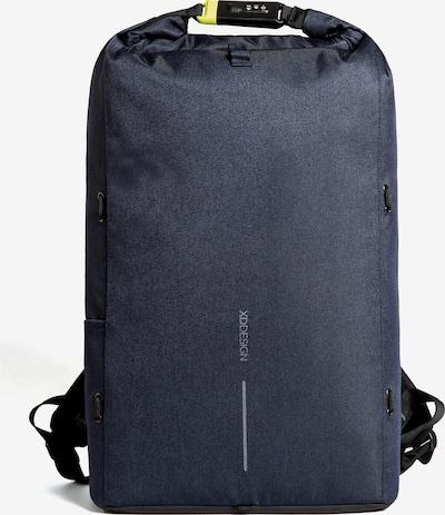 XD Design Sac à dos 'Urban' en bleu marine, Vue avec produit