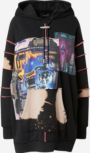 DIESEL Šaty - mix barev / černá, Produkt