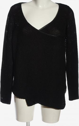 Cream V-Ausschnitt-Pullover in M in schwarz, Produktansicht