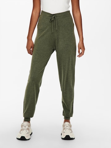 ONLY Hose 'Cozy' in Green