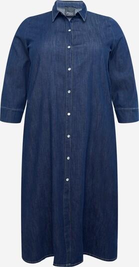 Persona by Marina Rinaldi Kleid in blau, Produktansicht