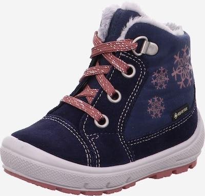 SUPERFIT Stiefel 'GROOVY' in blau / rosa, Produktansicht