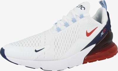 Nike Sportswear Sneaker 'Air Max 270' in navy / weiß, Produktansicht