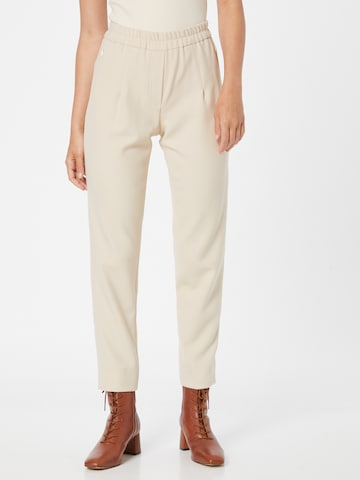 Pantalon à pince Riani en beige