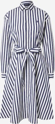 Polo Ralph Lauren Μπλουζοφόρεμα 'ELA' σε μπλε