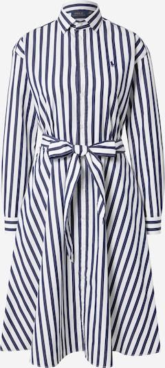 POLO RALPH LAUREN Blousejurk 'ELA' in de kleur Navy / Wit, Productweergave