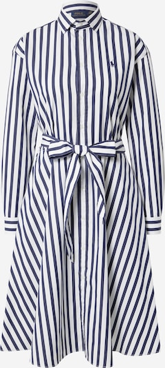 POLO RALPH LAUREN Shirt dress 'ELA' in Navy / White, Item view