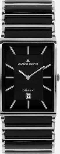 Jacques Lemans Jacques Lemans Herren-Uhren Analog Quarz ' ' in schwarz, Produktansicht