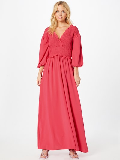 NA-KD Kleid in pitaya, Modelansicht