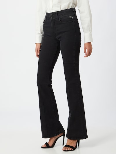 REPLAY Jeans 'New Luz' in Black, View model