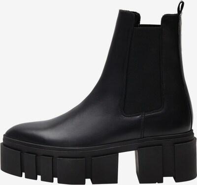 MANGO Chelsea Boot 'Hector2' in schwarz, Produktansicht