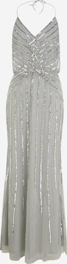 Hailey Logan Вечерна рокля в сребърно сиво, Преглед на продукта