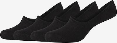 s.Oliver Füßlinge in schwarz, Produktansicht