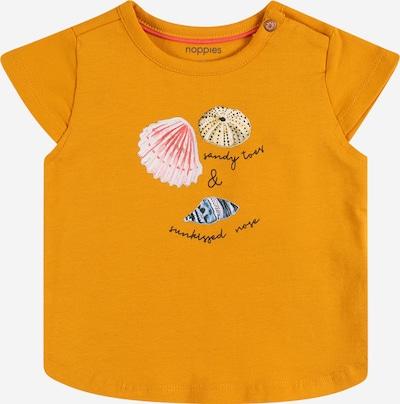 Tricou Noppies pe galben, Vizualizare produs