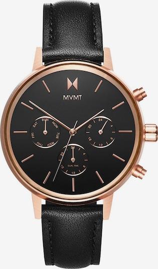 MVMT Uhr in gold / schwarz, Produktansicht