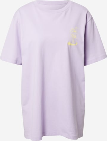 ABOUT YOU x Sharlota Shirt 'Ida' in Lila