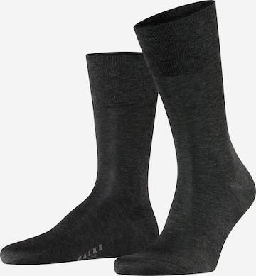 Chaussettes 'Tiago' FALKE en gris