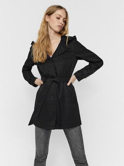 VERO MODA Övergångskappa 'Rachel' i svart, På modell