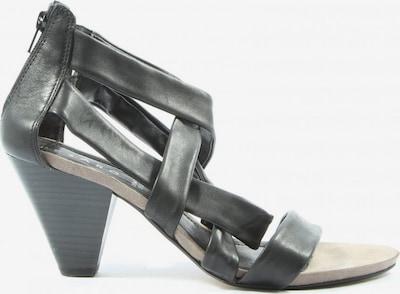 PESARO Plateau-Sandaletten in 41 in schwarz, Produktansicht