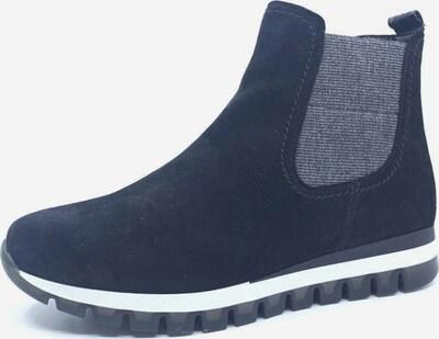 GABOR Stiefelette in blau / weiß, Produktansicht