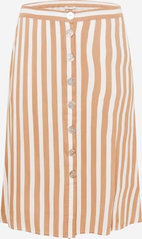 Jupe 'Dorina' Guido Maria Kretschmer Curvy Collection en beige