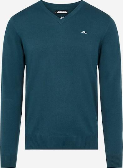 J.Lindeberg Sporttrui 'Lymann' in de kleur Pastelblauw, Productweergave