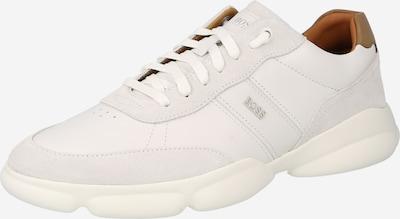 BOSS Casual Ниски маратонки 'Rapid' в мръсно бяло, Преглед на продукта