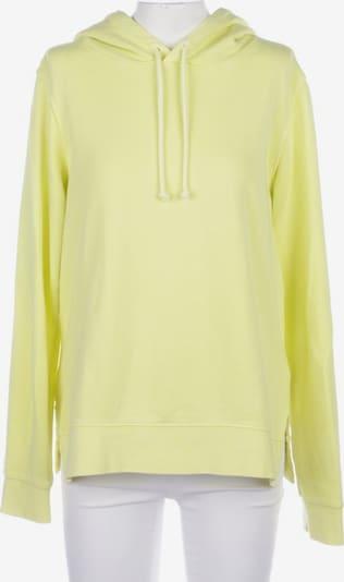 Marc O'Polo Sweatshirt & Zip-Up Hoodie in S in Yellow, Item view
