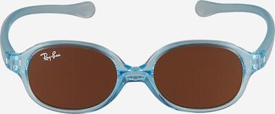 Ray-Ban Lunettes de soleil '0RJ9187S' en bleu clair / marron, Vue avec produit
