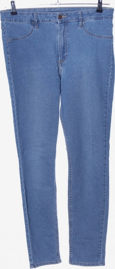H&M Skinny Jeans in 33 in blau: Frontalansicht