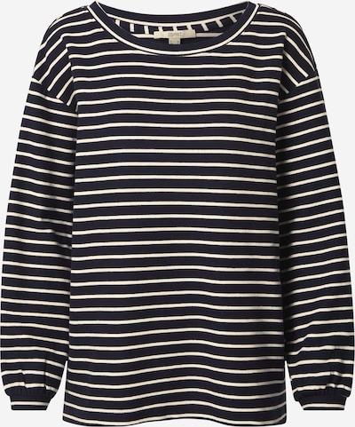 ESPRIT Shirt 'FLOW' in navy / weiß, Produktansicht