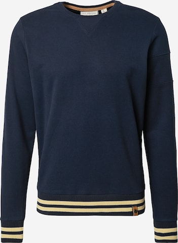 Fli Papigu Sweatshirt 'The Brotherhood' in Blau
