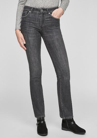 s.Oliver Jeans in grau, Modelansicht