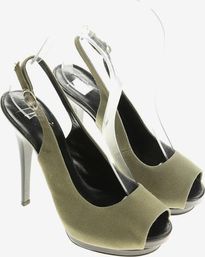 Giuseppe Zanotti High Heels & Pumps in 38 in Olive / Black, Item view