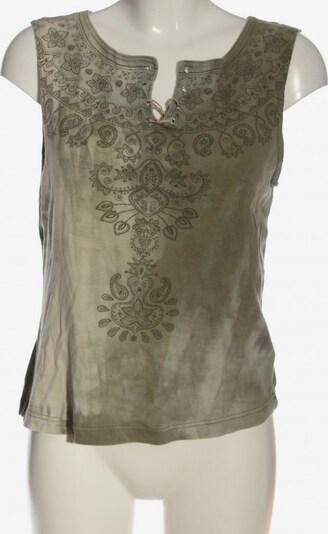 Angels ärmellose Bluse in XL in khaki, Produktansicht