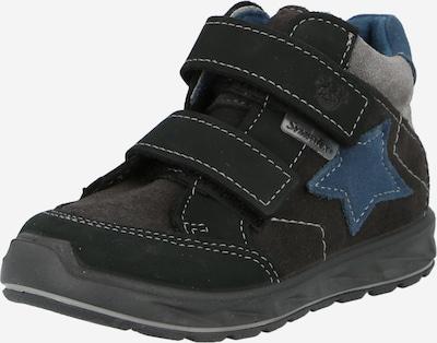 Pepino Pirmo soļu apavi 'KIMI', krāsa - pasteļzils / antracīta / gaiši pelēks, Preces skats