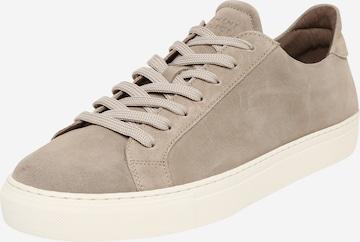 Garment Project Sneaker low i beige
