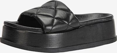 INUOVO Pantolette in schwarz, Produktansicht