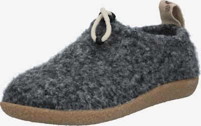 SHEPHERD OF SWEDEN Pantofle 'MAGDA' - tmavě šedá, Produkt
