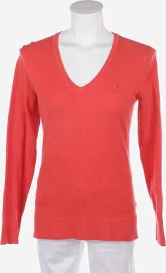 TOMMY HILFIGER Pullover / Strickjacke in M in orangerot, Produktansicht