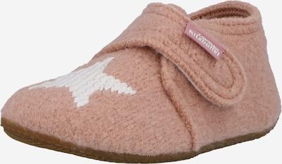Living Kitzbühel Slippers in Pink / White, Item view