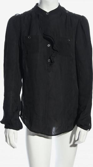 White House Black Market Langarm-Bluse in XS in schwarz, Produktansicht