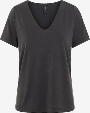 Tricou de la Y.A.S pe negru