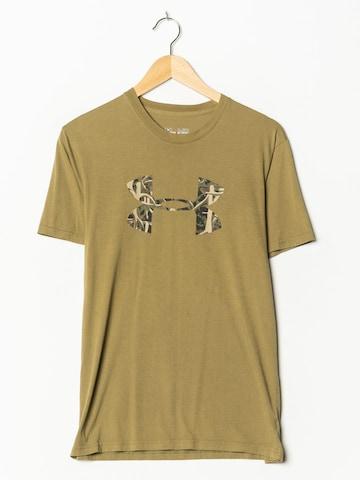 UNDER ARMOUR Sport T-Shirt in S in Grün